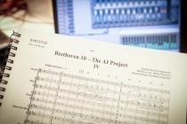 2564_0004 Kreativní algoritmy: Beethovenovu slavnou 10. symfonii dokončila umělá inteligence