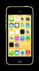 iPhone 5c žlutá