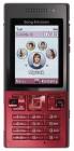 Sony Ericsson T700 red