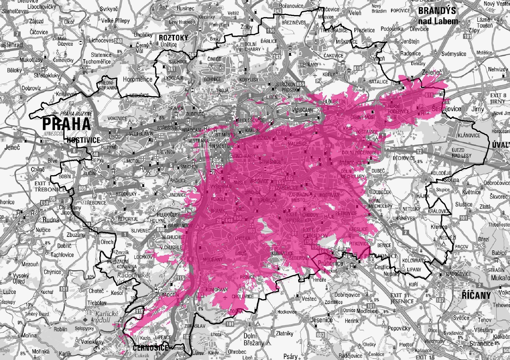 LTE-A v Praze: konec dubna 2015