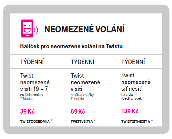 New Voice Bundles Available With Prepaid Twist Cards T Mobile T Press
